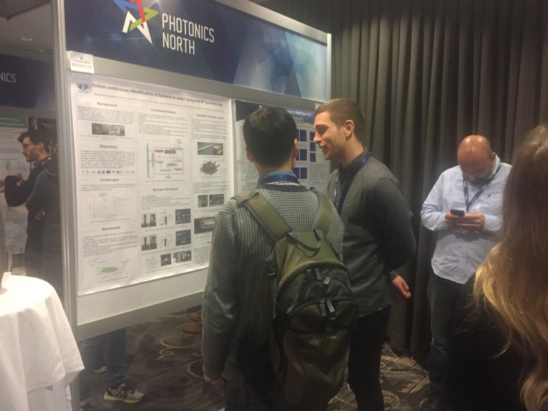 AUG at Photonics North Conference 2018