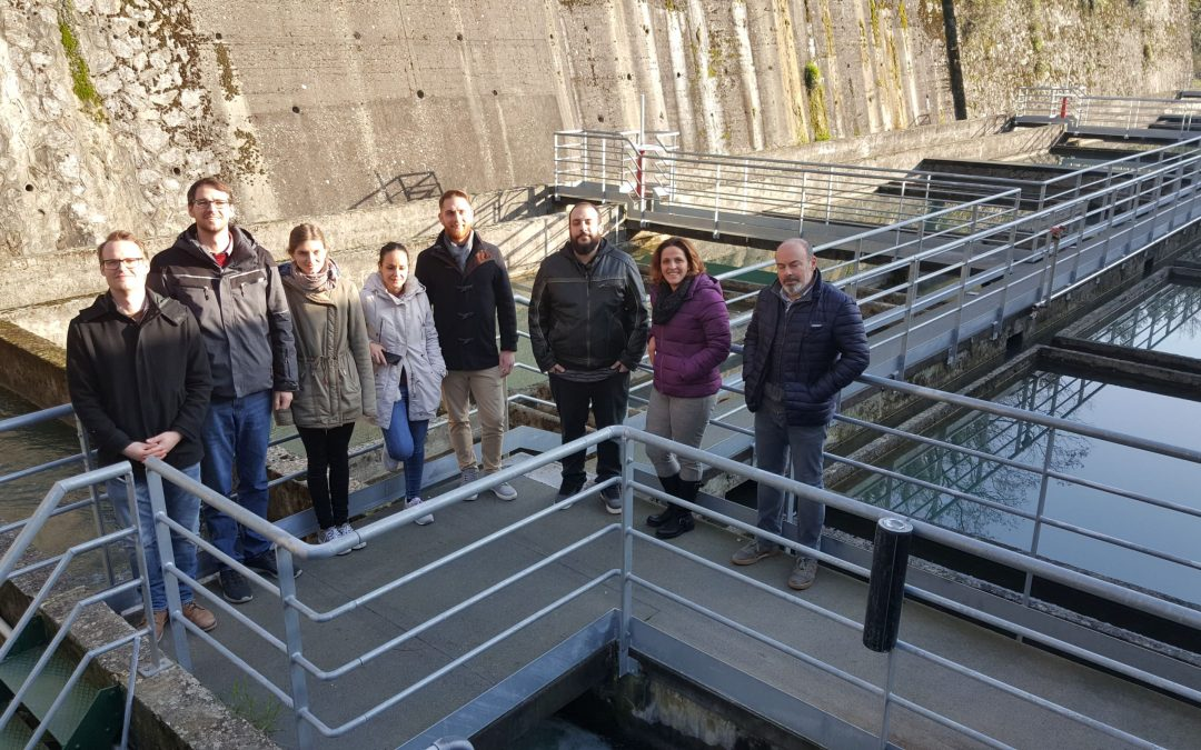 WaterSpy – 1st Integration Week in Genoa